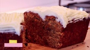 Magic Carrot Cake
