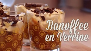 Banoffee en Verrine