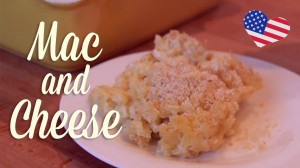 Mac & Cheese – Macaroni and Cheese