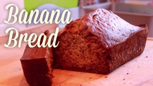 Banana Bread / Cake à la Banane