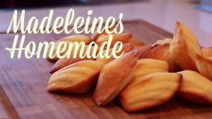 Madeleines Homemade